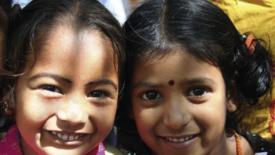 Balashanti: bimbi per la pace