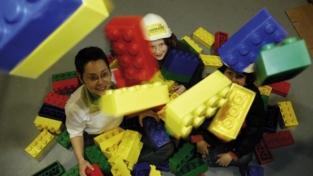 "Lego, ""giocare bene"""
