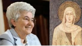 Assisi, Chiara e Chiara