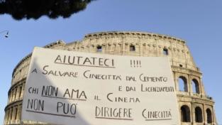 Roma città occupata