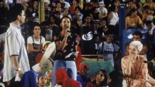 La festa dei giovani del 2000