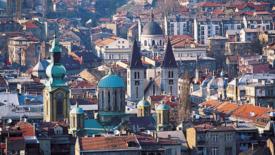 Splende il sole a Sarajevo