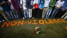 L'opera di Gandhi continua a dividere gli indiani