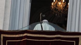 Il semplice pellegrino di Castelgandolfo