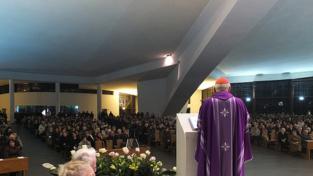 L'anniversario di Chiara nel nome del papa