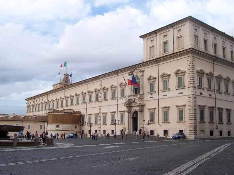 Palazzo Quirinale foto di Markus Mark