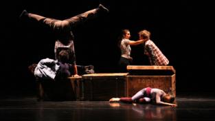 Danza e nouveau cirque: viva la sperimentazione