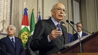 Quel martire di Napolitano