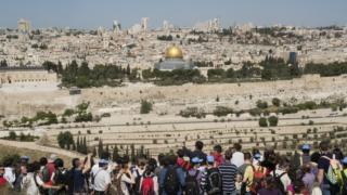 Gerusalemme città contesa