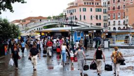 A Venezia sì, ma con i tornelli