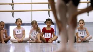 Piccoli danzatori crescono