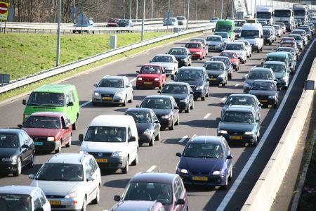 Automobili nel traffico