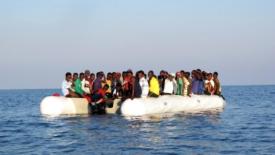 Palermo accoglie 183 somali