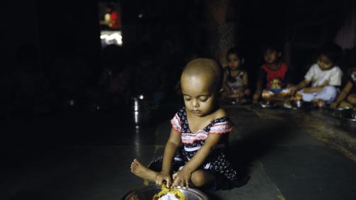Sconfiggere la fame