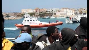 Lampedusa si prepara per papa Francesco
