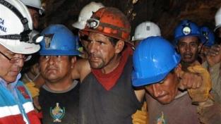 Premiato l'italiano che contribuì a salvare i minatori peruviani