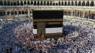 In pellegrinaggio alla Mecca