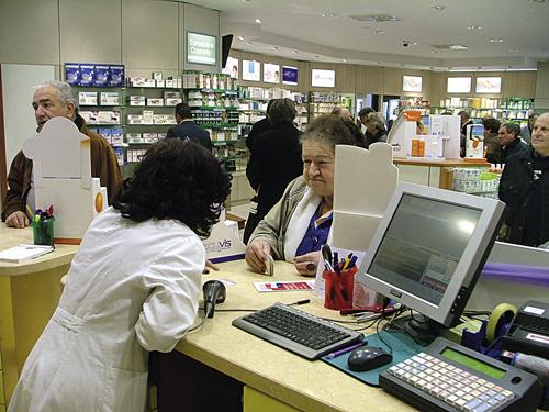 In farmacia