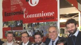 Luigino Bruni : per una rete europea di Economia di Comunione