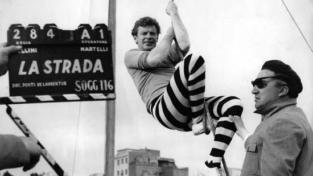 Federico Fellini vent'anni fa