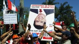 Paraguay, il passo indietro di Cartes