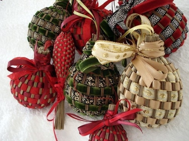 Decorazioni natalizie fai da te 2013