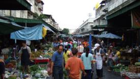 A Khlong Toey, una delle periferie del mondo