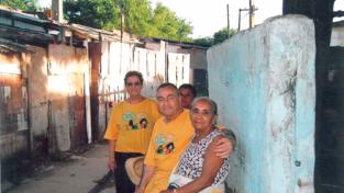"""Non più """"favela"""", ma comunità"""