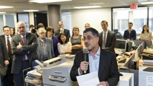 Il Pulitzer ai cronisti dello scoop Datagate