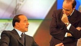 Berlusconi torna a Porta a porta