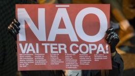 Brasile, le vittime dei grandi eventi in corteo con le loro rivendicazioni