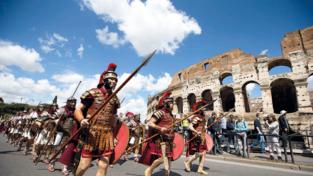Roma, come stai?