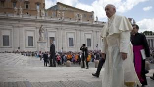 Peres e Abbas l'8 giugno in Vaticano