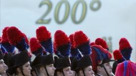 I 200 anni dei Carabinieri