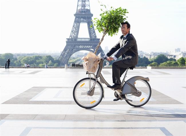 A Parigi in bici