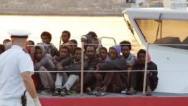 Libia e Italia, controllo delle frontiere e diritti umani