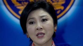 L'ex premier ha lasciato la Thailandia
