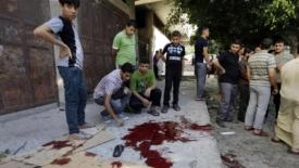 """""""Noi che viviamo a Gaza, siamo come un popolo già morto"""""""