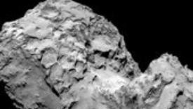 Rosetta è arrivata alla meta