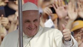 Il papa a Loppiano e a Nomadelfia
