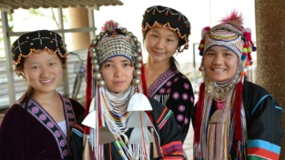 Un sorriso dalla Thailandia