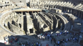 Rifacciamo gli spettacoli al Colosseo?