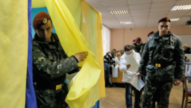 Urne ucraine euro-atlantiche