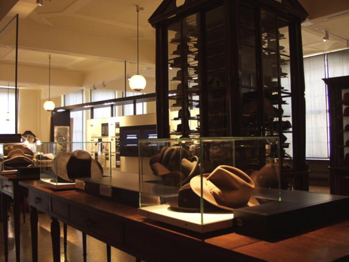 borsalino museo. Nel lontano 1957 ad Alessandria nasceva la fabbrica del  cappello ... 6cf8e9eacec2