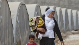 L'Europa, la Turchia e i profughi siriani