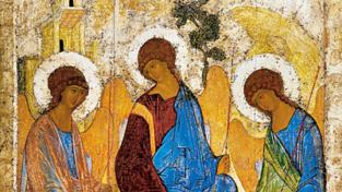 L'unità, segno del Dio trinitario