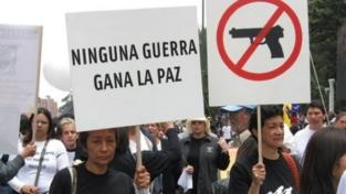 Una rete di pace in Colombia