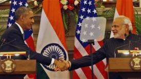 Obama – Modi: la storia americana dell'India
