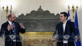 La sfida greca all'Europa
