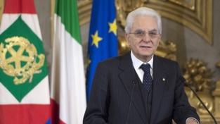 Mattarella: l'Europa trovi il coraggio di essere più unita